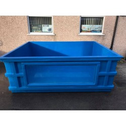 900 Gallon with Viewing Window