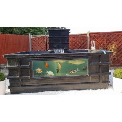 1500 GALLON TANK WITH VIEWING WINDOW
