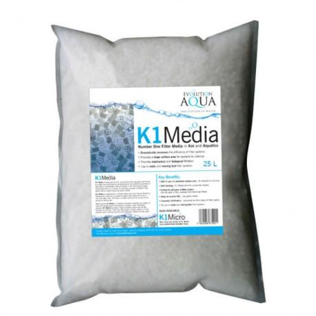 K1 MEDIA 25 LITRES